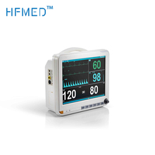 Medical equipment ICU room multi-parameter cheap handheld patient monitor FDA CE approved