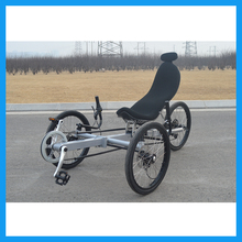 Pedal Power Recumbent Off Road Trike