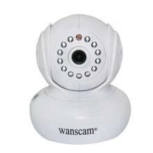 3G Sd memery card recording IP Camera Wanscam JW0005 Wireless P2P Home Security Product