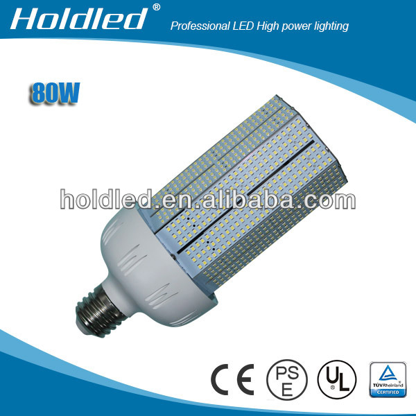 led light to replace 250w halogen light 80w 110v 4000k led corn cob