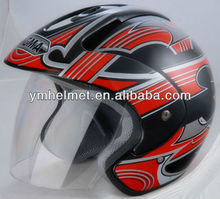YM-605 half face lord of the ring motor helmet for sale