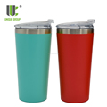 16oz Wholesale Travel Camping Leakproof Double Wall Insulated Stainless Steel Pint Glass