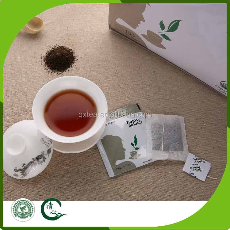High quality Best Selling Organic Healthy Black Tea