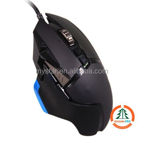 Fashion 12000dpi USB mouse interface Notebook mouse wired gaming mouse