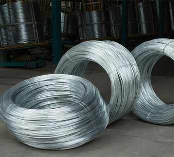 SQ zinc coached galvanized iron steel oval wire manufacturers