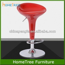 2014 High Quality colorful ABS Bar Stool
