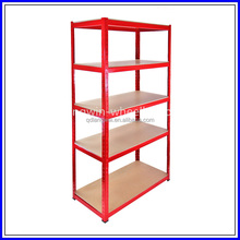Heavy duty steel stainless storage display rack