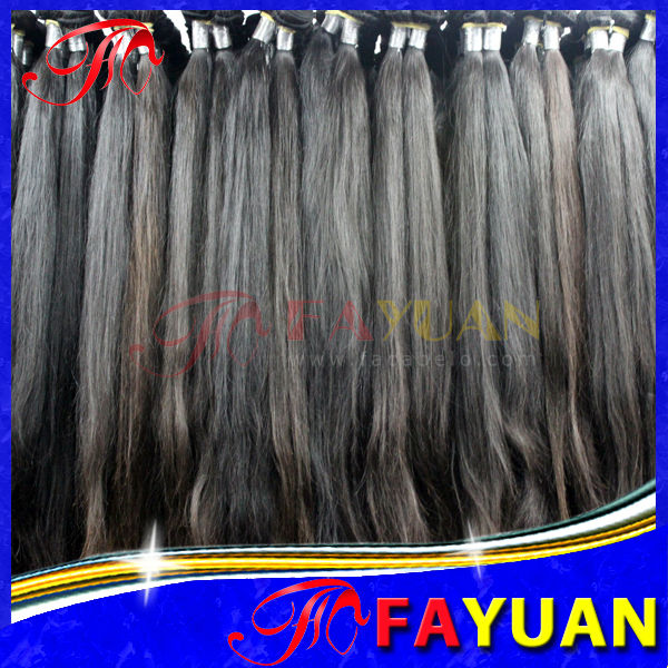 Christmas Gift!!!Silky Straight Tangle And Shed Free. 5A 100% Virgin Indian Temple Hair Natural Straight