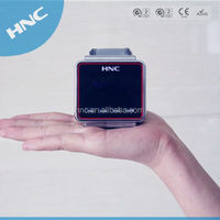2014 new invention product Diabetes portable equipment Household LLLT Ischemic apparatus Laser watch