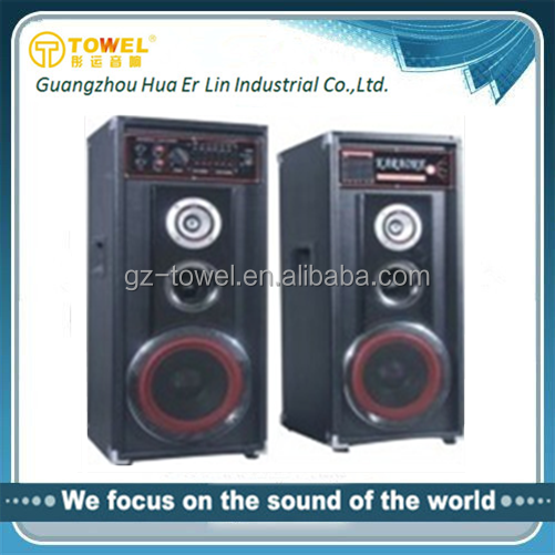 OEM 2.0 active speaker with USB/SD/Mic Input
