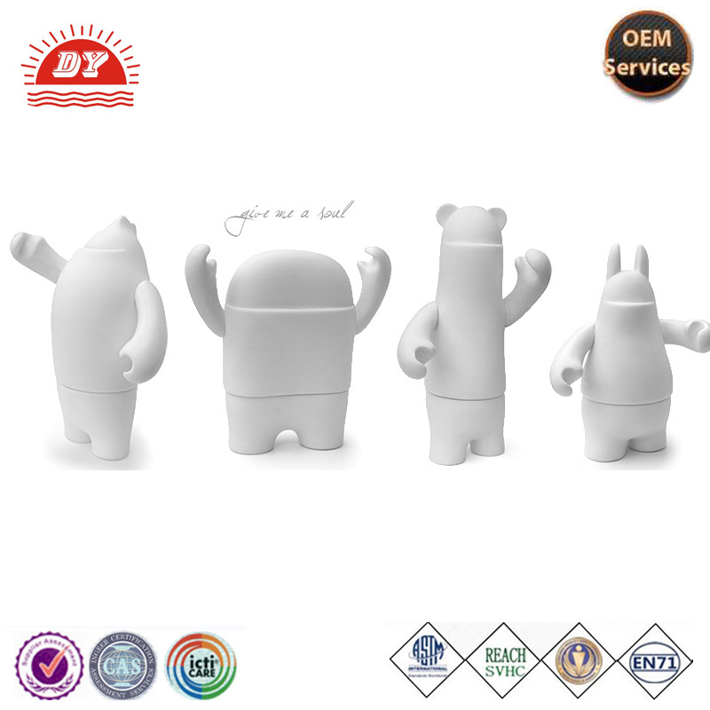 ICTI factory Custom vinyl toy
