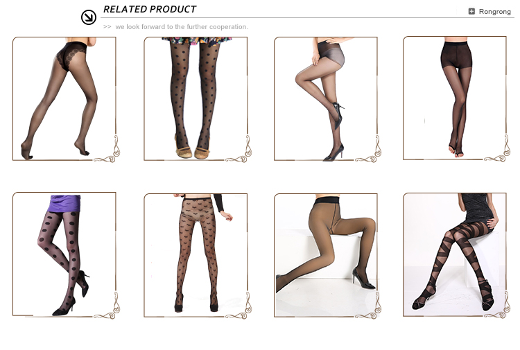 Summer silk women's high waisted ultra sheer shiny pantyhose for wholesale