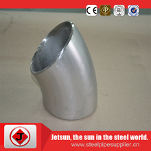 CODO SOLDAR 304L 1/2 SCH40 Elbow 90 degree (Butt Welded) Long Radius ASTM A403 / ASME B 16.9