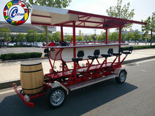 Second hand Electric beer bike for 15 seat