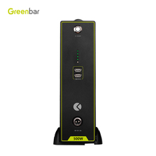 Greenbar 1000WH lithium polymer battery portable power pack for outdoor power supply