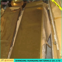 High quality pure copper plate prices copper sheets for roofing
