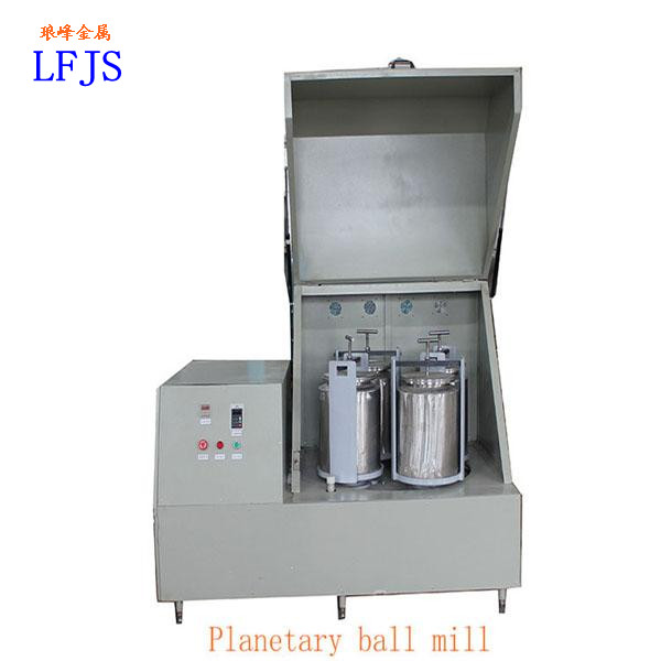 LFJS- 0.4L -8L volume High efficiently planetary ball mill for lab