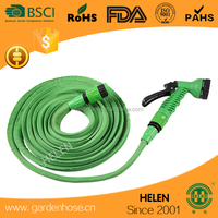 Newest garden products water hose quick connector for garden watering elastic expandable hose