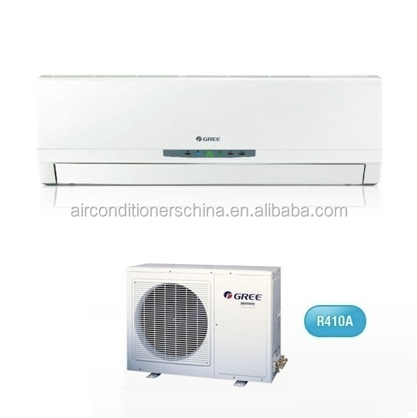 High wall split air conditioning cozy R32