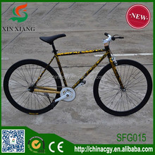 certification CE SGS 700c Single Speed fixie gear bike road bike Wholesale