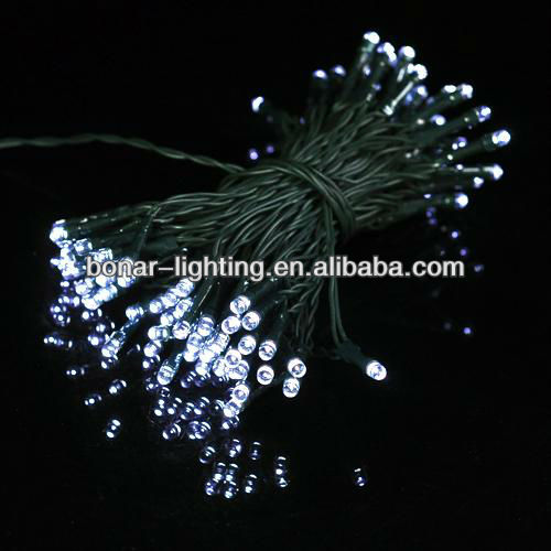 Multi-color Decorative Solar LED C7 Christmas Light String