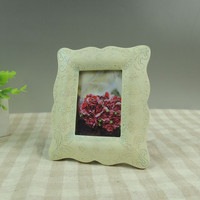Baby usage resin small picture frames bulk