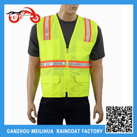 ANSI Class II Fireproof High Visibility Fireproof Reflective Safety Vest