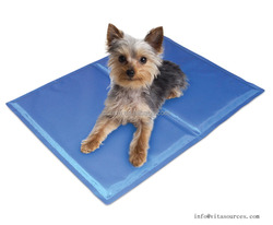 GMP Gel pet cooling cool ice mat pet dog cat chilly pad mat bed