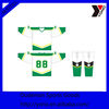 Good quality cheap custom ice hockey jersey sewing pattern