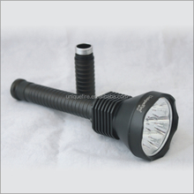 The lighting range far a long time police security led flashlight