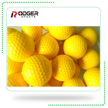 low price g Golf accessories foam rubber balls blank pu stress golf ball