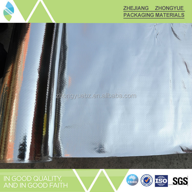 Hot sell roofing aluminum foil bubble heat insulation material, aluminum foil epe foam insulation