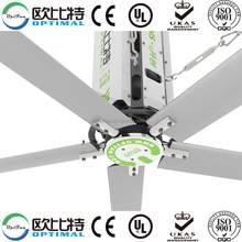 OPT KC Seres 24 ft(7.3m) hvls electric motor cooling fan
