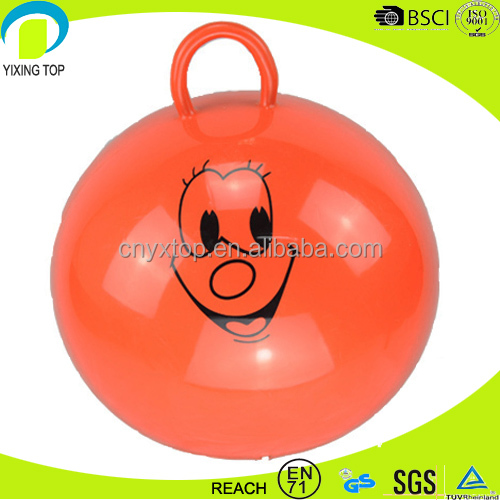fitness pvc toy ball from direct factory