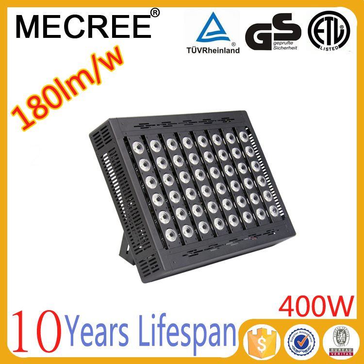 Factory outlet equal 1000w hps led grow light 400w led flood light
