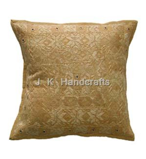 Applique work Handmade Cushion covers