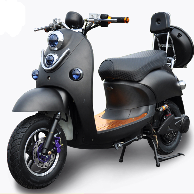 2 Wheels Audlt Cruiser Electric Motorcycle