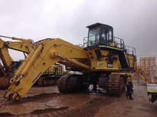 USED KOMATSU PC1800-6 180 TONS EXCAVATOR FOR SALE