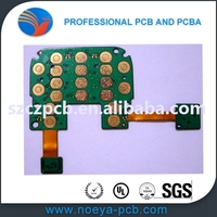 1oz copper thickness coffee machine circuit board with good quality