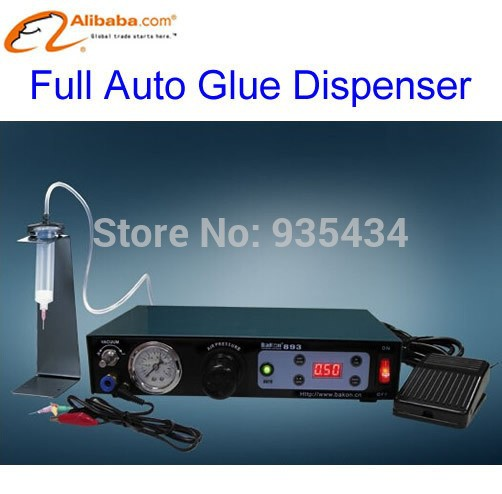 Multifunction Professional Precise Digital adjustable Full Auto Glue Dispenser PEDAL CONTROL AC220V CE SGS Certification