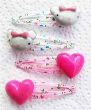 Kid's cute Bendies hair accessories