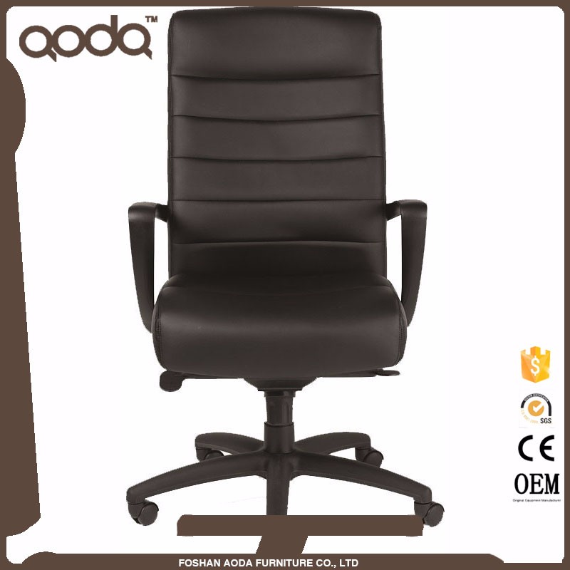 HIGH END LEATHER BOSS CHAIR, CHESTERFIELD GENUINE LEATHER OFFICE CHAIR, BUTTON TUFTED CHAIR