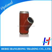 45 degree y branch pipe fitting lateral tee