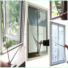 High Quality Fiberglass Insect-proof Window Netting/Magnetic Insect Window Screen