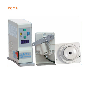 weaving machines parts jack butterfly sewing machine parts is ac servo motor 200w 220v with dc motor control box