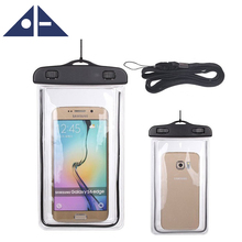 High Quality Waterproof Case Mobile Cell Phone Sling Bag
