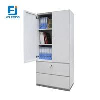 Pharmaceutical Tall Utility Steel Storage Cabinet