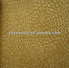 embossed suede fabric/leather imitation suede for sofa