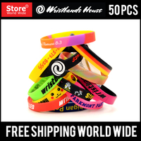 Wristbands For School Cheap Silicone Wristbands