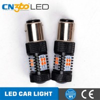 28W SMD3030 700LM 360 Degrees Motorcycle Flashing Car Led Brake Lamp Light Bulb
